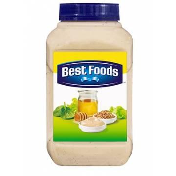 Best Food Honey Mustard Dressing 2.5ltr