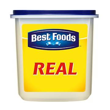 Best Food Real Mayonnaise 3L